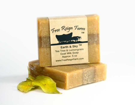 tea tree soap and acne soap for oily skin