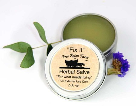 fix it herbal salve