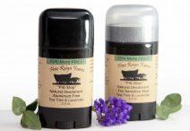 Tea Tree & Lavender all natural deodorant