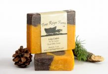 Free Reign Farm Goat Milk Soap