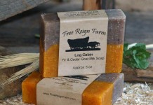 Cedar & Fir Goat Milk Soap