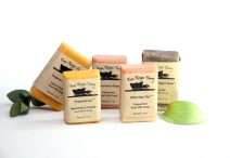 Free Reign Farm variety pack goat milk soaps