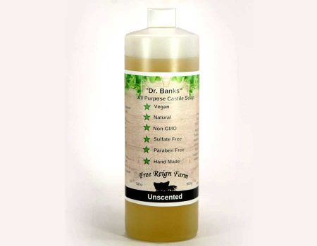 Dr. Bronners castile soap alternative