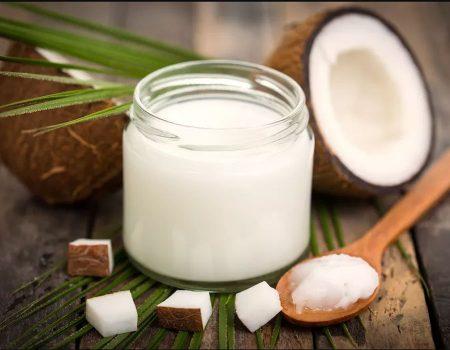 76 degree coconut oil