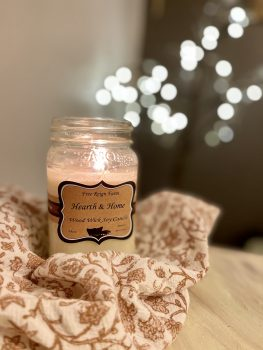 Hearth and Home Candle